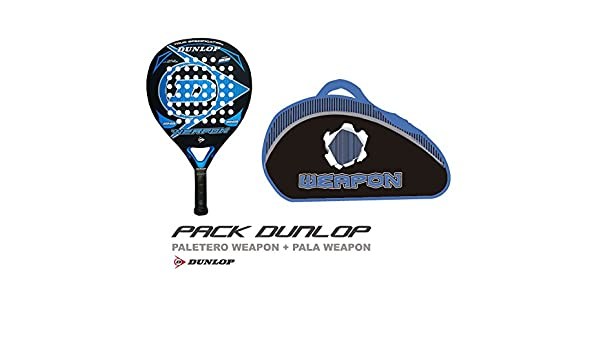 Pack Dunlop Weapon: Amazon.es: Deportes y aire libre