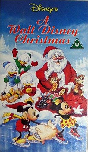 A Walt Disney Christmas [VHS]: Disney: Amazon.co.uk: Video