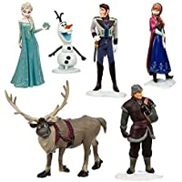 generic Frozem Characters Best Action Figure to Play [ 10 pcs ]