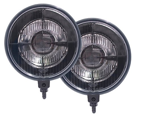 HELLA 005750991 500 Series Black Magic Driving Lamp Kit