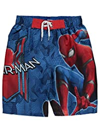 "Spider-Man Big Boys' ""Spider Scales"" Boardshorts"