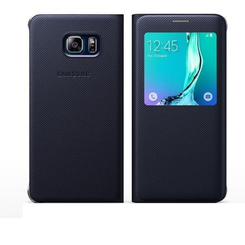 Samsung Galaxy S6 Edge+ S-View Flip Cover Blue