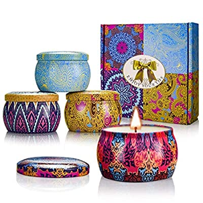 YMING Scented Candles Gift