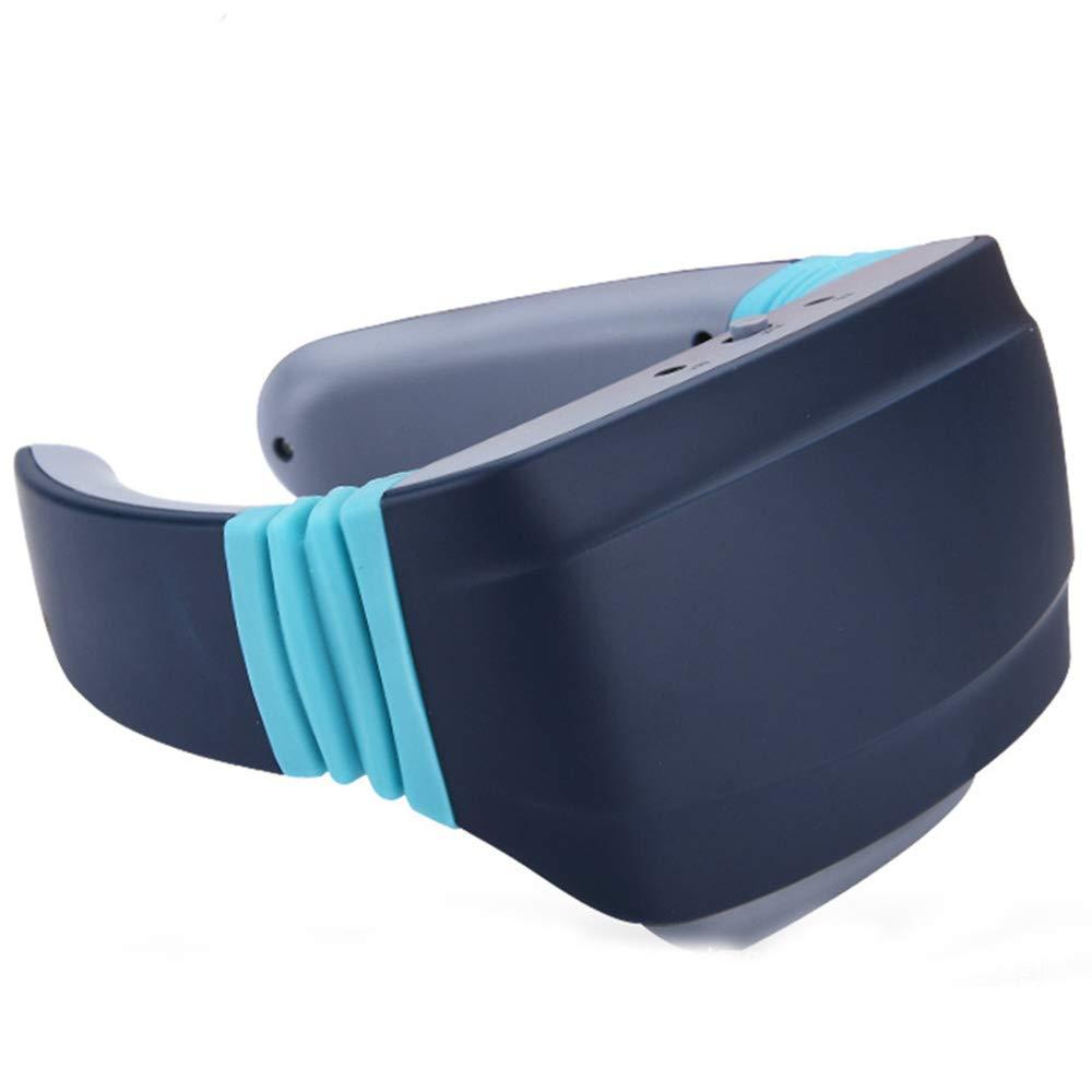 AIWO首とワイヤレスマッサージ、首マッサージャー充電式ネック治療電子パルスを緩和する必要があります頸部痛深部組織理学療法 B07TJVW795