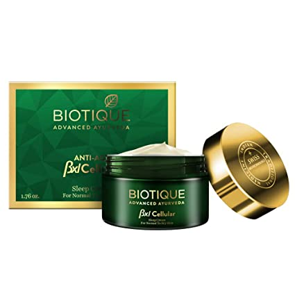 Картинки по запросу biotique advanced bxl cellular sleep cream