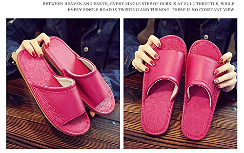 Officehouse And Pink Indoor Men Shoes onsandals Wall amp; Comfortable Women Night Outdoor For Slippers Slip wIzRpqxZ