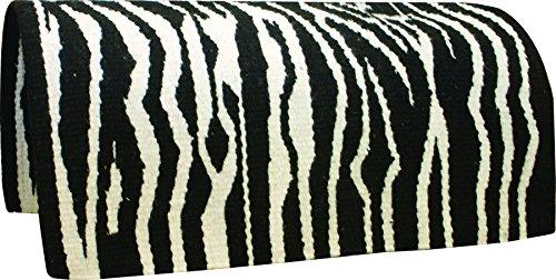 Abetta Zebra Saddle Blanket