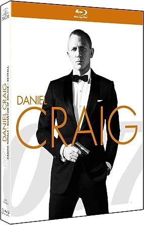 442bc66354120 Amazon.com: James Bond 007 - Daniel Craig : La Trilogie : Casino ...