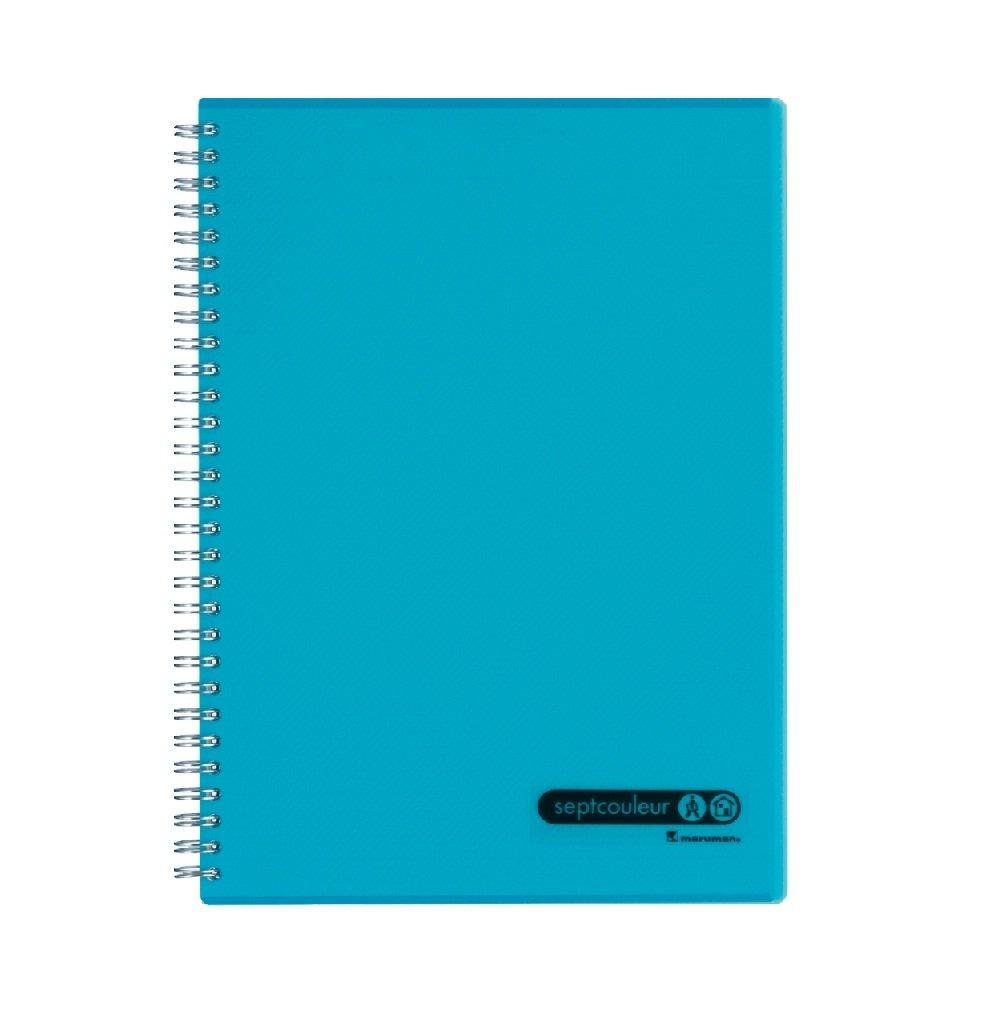 Maruman Lifetime Notebook B5 (6.9x9.8'') - 80 sheets - Light Blue