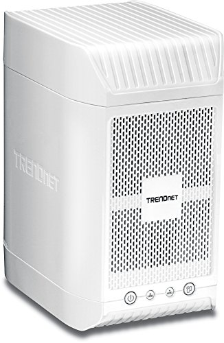 TRENDnet 2-Bay NAS Media Server Enclosure ()