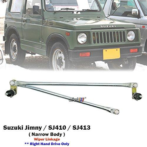(Windshield Wiper Link For Suzuki Jimny Sierra SJ410 SJ413 Holden Drover Narrow)