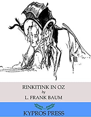 book cover of Rinkitink in Oz