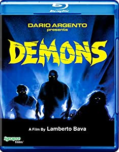 Demons (Blu-ray) from Synapse Films
