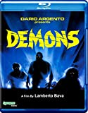 Demons (Blu-ray) cover.
