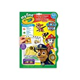 Crayola My First Colour and Shapes Sticker Activities, Paw Patrol