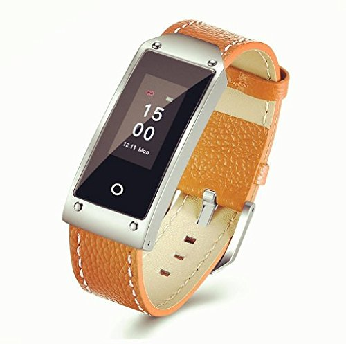 Price comparison product image Fitness Tracker with Heart Rate Monitor, Activity Tracker Bluetooth Fitness Watch Men Women Blood Pressure&Sleep Monitor, Step&Calorie Counter Pedometer for iPhone, Samsung / IOS&Android Smartphone