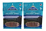 Blue Ridge Naturals Alaskan Salmon Jerky Dog Treats, 1lb (Pack of 2) Review