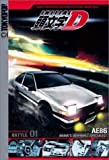 DVD : Initial D - Battle 1 - Akina's Downhill Specialist