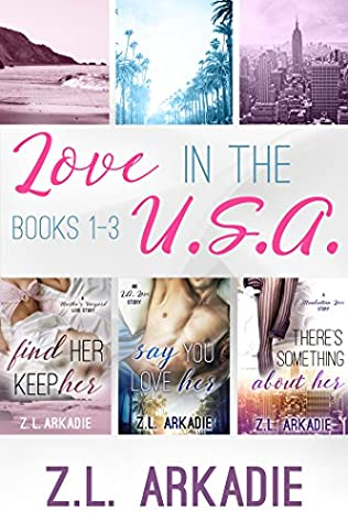 book cover of LOVE in the USA Series