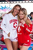LIFEGUARD Officially Licensed Ladies California Hoodie Sweatshirt Apparel for Women, Teens and Girls