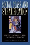 Social Class and Stratification, , 0847685438