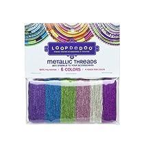 Loopdedoo Metallic Thread(RUEMT6)