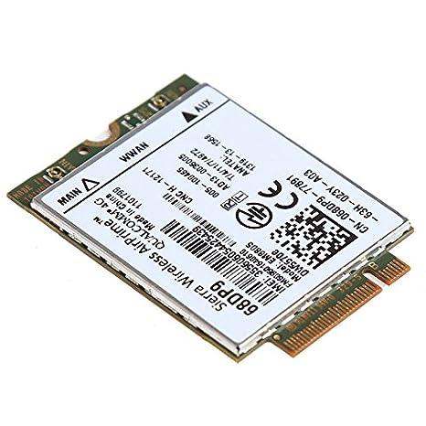 DW5570e Mobile Broadband module EM8805 Airprime 68DP9 HPSA+ WWAN NGFF(M 2)  Card Compatible For Dell E7250