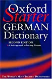 The Oxford Starter German Dictionary, , 0198603290