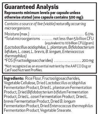 Pet Wellbeing Ultimate Probiotic