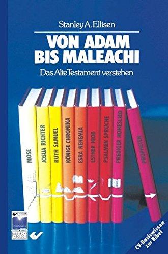 Von Adam bis Maleachi von Wolfgang Bühne