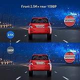Karsuite M7 Mirror Dash Cam 2560x1440P Dash