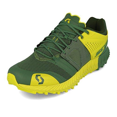 Power Scott verde Scott Kinabalu Green Power Kinabalu Green Yellow twUtnRqX