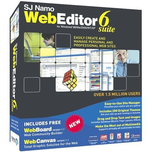 namo webeditor 6
