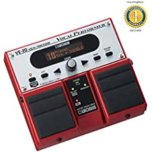 Boss VE-20 Vocal Processor Effects Pedal with 1 Year Free Extended Warranty
