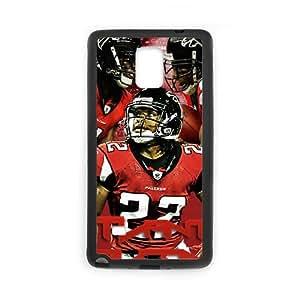 Atlanta Falcons Samsung Galaxy Note 4 Cell Phone Case Black DIY gift zhm004_8711571