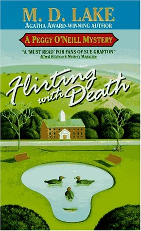 Flirting with Death (Peggy O'Neill Mysteries, Book 8)