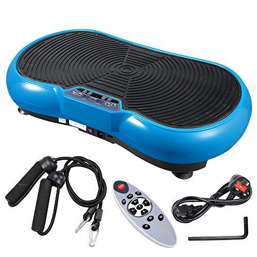 ReaseJoy 500W Vibration Plate Crazy Fit Massage Exercise Machine...