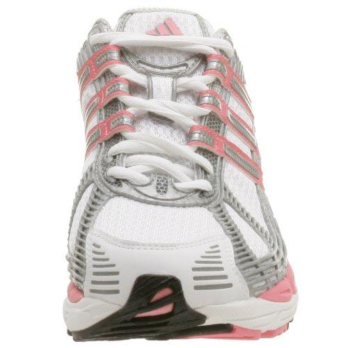 Scarpa Da Running Adidas Da Donna Supernova Con Cuscino Bianco / Rosa Tenero