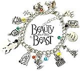 Disney Belle Bracelet Jewelry - Beauty and The Beast Bracelet for Women (V2)