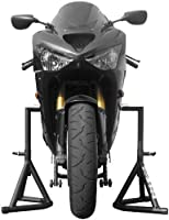 Powerstands Racing Power Jack Adjustable Bike Stand Black Universal
