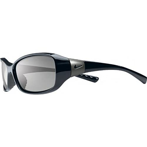 2181f4a6c04b Nike Siren Sunglasses EV0580 001 Black/Grey Grey 58 14: Amazon.ca: Shoes &  Handbags