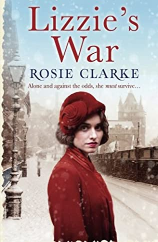 book cover of Lizzie\'s War