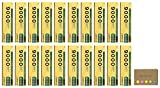 Uni Mitsubishi 9000 Pencil, 2B, 20-pack/total 240 pcs, Sticky Notes Value Set