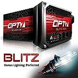 OPT7 35w Xenon HID Conversion Kit (03-12 MITSUBISHI LANCER EVOLUTION) 9006 5000K Pure White