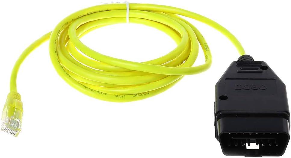 BIlinli Nuovo Cavo Dati ESYS per BMW ENET Interfaccia Ethernet-OBD Codifica E-SYS ICOM per Cavo diagnostico Serie F