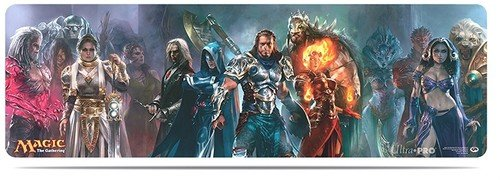 Ultra Pro Magic the Gathering: Planeswalker Pantheon Playmat (8-Foot) by Ultra Pro (Image #1)