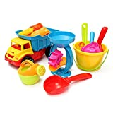 sesame street play dishes - Sand Wheel Watering Play Bath Toys Classic 21pcs/set Set Imagination And Hand Skills The Creations Are Endless.