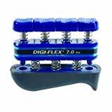 Digi-Flex Blue Hand and Finger Exercise System, 7 lbs Resistance