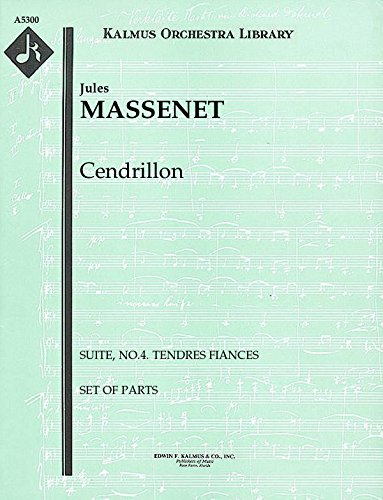 (Cendrillon (Suite, No.4. Tendres Fiances): Set of Parts)