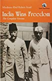 img - for India Wins Freedom book / textbook / text book